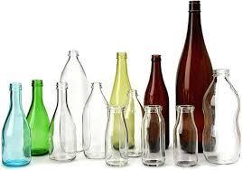 قیمت انواع جار شیشه ای بطری