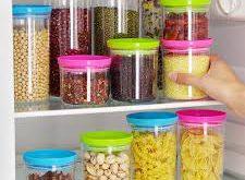 جار پلاستیکی ظروف بسته بندی