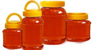 فروش جار شیشه ای عسل