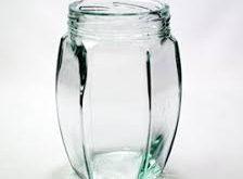 ظرف بسته بندی جار شیشه ایی