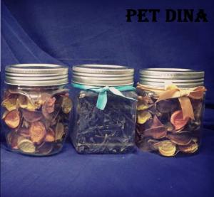 انواع ظرف جار پلاستیکی pet