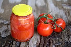 قیمت ظرف شیشه ای رب گوجه