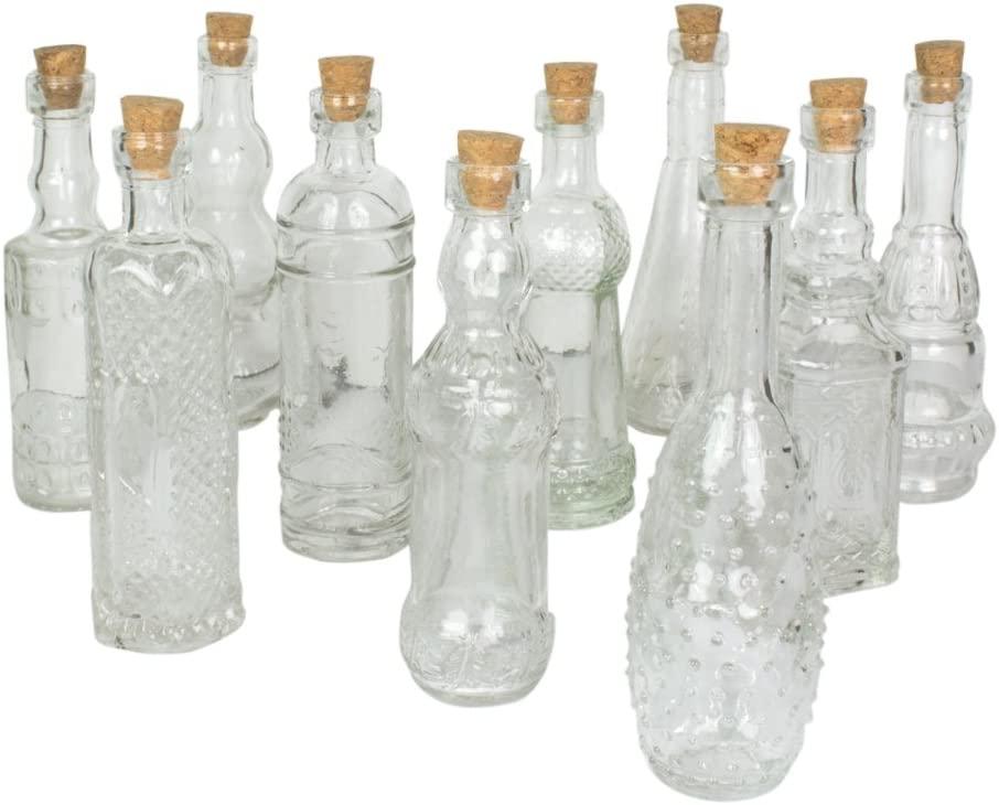 فروش عمده بطری شیشه ای با چوب پنبه