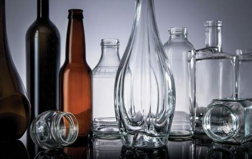 قیمت بطری شیشه ای