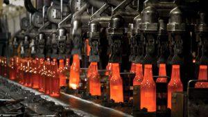 تولید و ساخت بطری شیشه ای