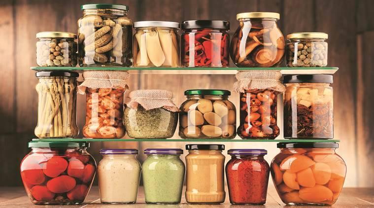 فروش عمده شیشه ی بسته بندی مواد غذایی ارزان قیمت