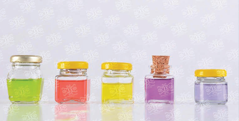 مرکز پخش جار شیشه ای کوچک با نازلترین قیمت