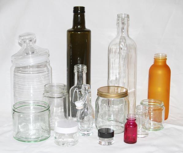 قیمت ظروف شیشه ای بسته بندی