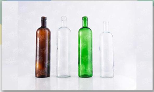 خرید عمده بطری شیشه ای یک لیتری